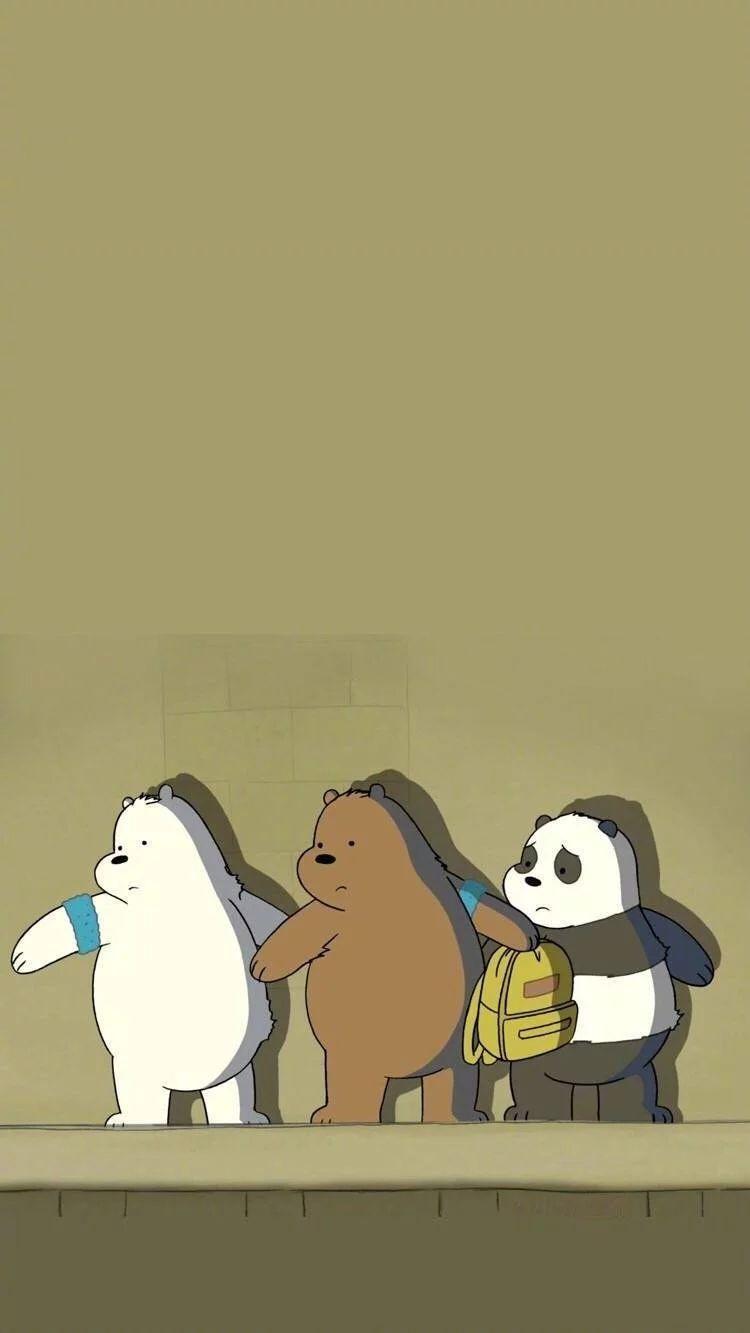 动漫 头像_咱们裸熊(熊熊三贱客)头像壁纸表情包,爆炸萌翻你~ - 知乎