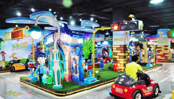2020年开一家儿童乐园怎么样? 加盟资讯 游乐设备第4张