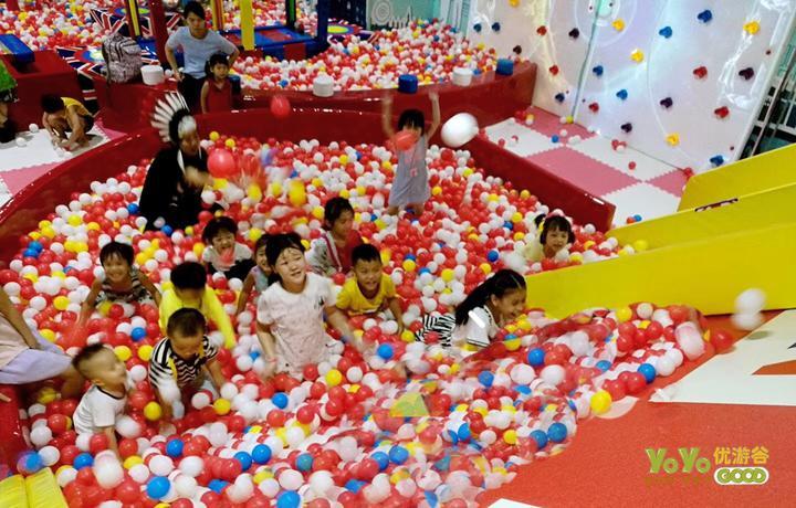 开家200平米的儿童乐园投资多少钱? 加盟资讯 游乐设备第3张