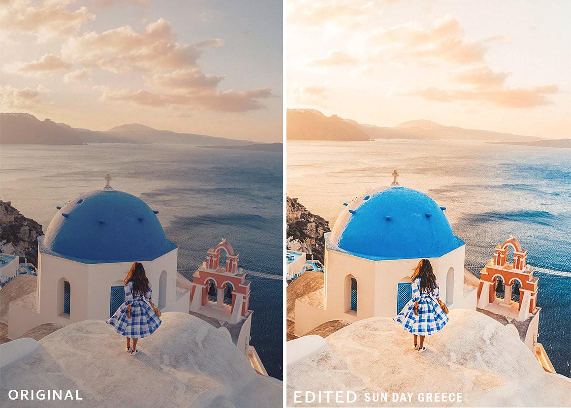 【S314】30位摄影师Instagram博客网红博主旅行Lightroom预设Instagram Blogger Travel Lightroom Presets