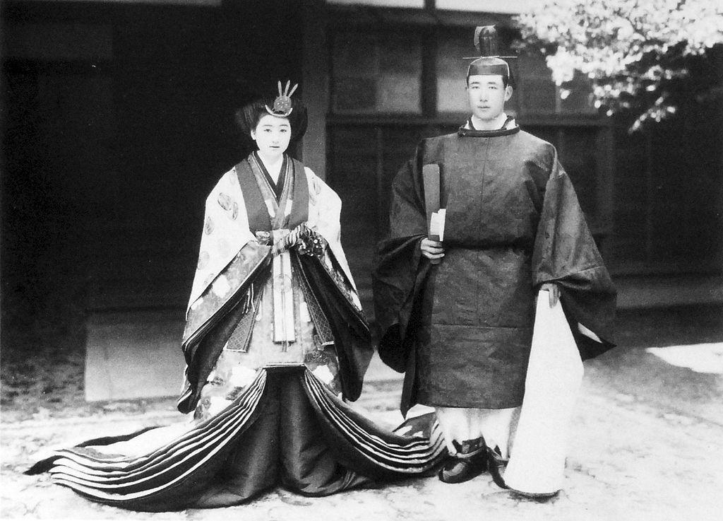 详细解说日本神社婚礼