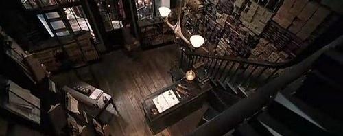 【HP官设】pottermore:魔杖的木质特性及奥利凡德小故事