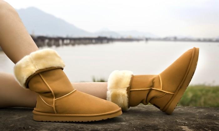 海淘澳洲本土正宗UGG雪地靴必读指南:人人都在穿的雪地靴你到底知多少?