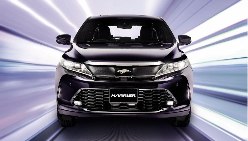 广汽丰田最新车型_Harrier确定国产,丰田在全新RAV4之后重塑中国SUV市场 - 知乎