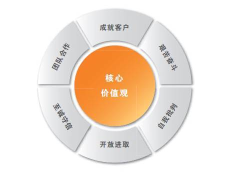 公司核心价值观_业务领先|谢宁:什么是让华为公司业绩大增的BLM(业务领先模型 ...
