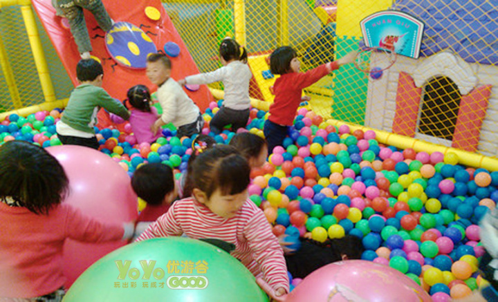 儿童乐园加盟创业怎么样?可行吗? 加盟资讯 游乐设备第5张