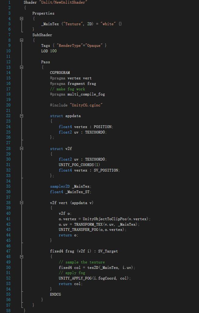 Shader(一)语法结构- 知乎