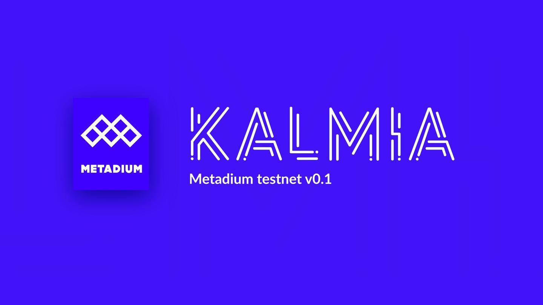 Metadium 测试网 v0.1 正式上线啦!