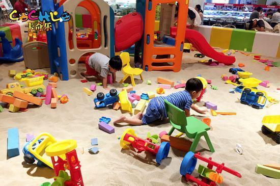 兰州儿童乐园厂商 加盟资讯 游乐设备第2张