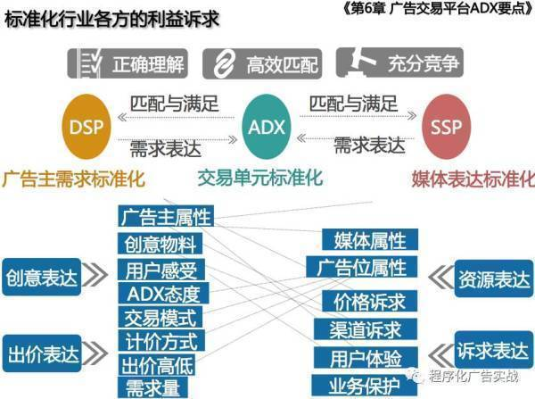 除了标准化,SSP需关注哪些要点?