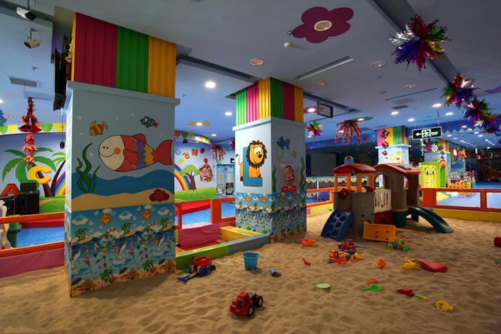 晋城投资儿童乐园的前景? 加盟资讯 游乐设备第1张