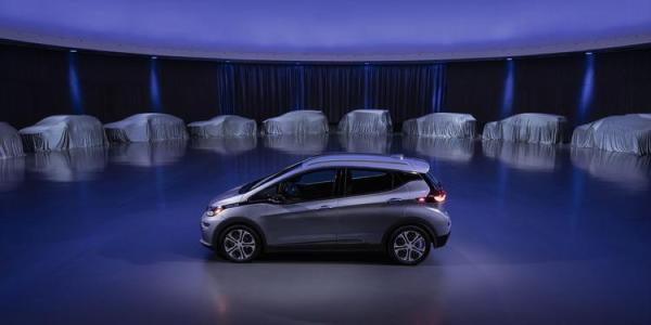 5 年内 20 种电动汽车任你选,通用汽车终于下定决心了