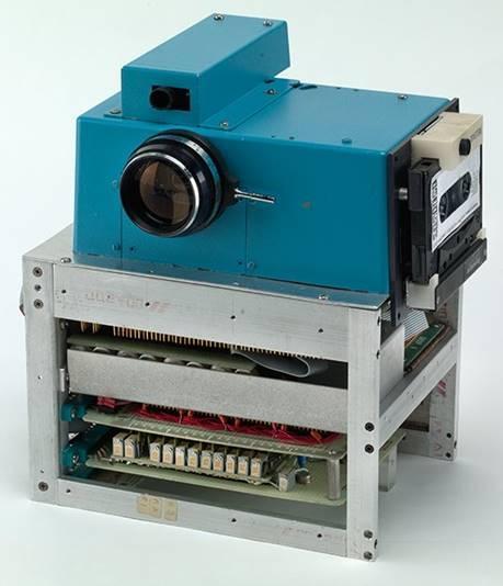 漫谈数码相机发展史:有些事实可能会颠覆你的认知