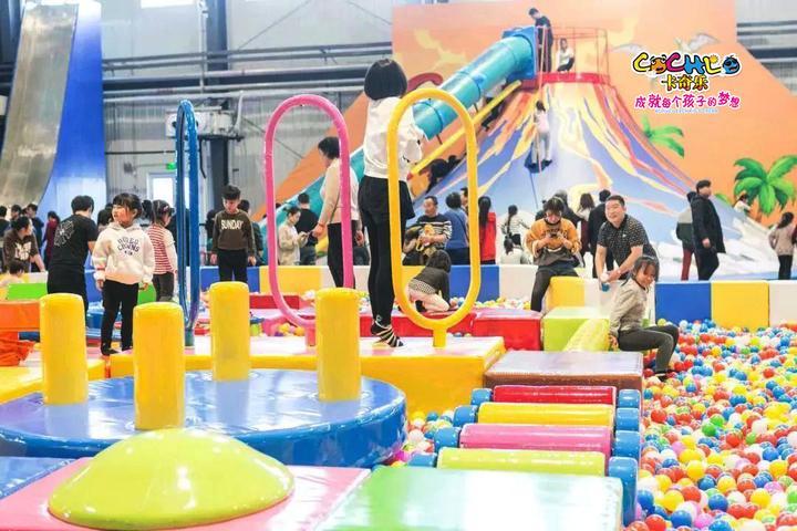 陇南加盟什么样的儿童乐园最合算 加盟资讯 游乐设备第1张