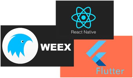最火跨平台React Native+weex+Flutter