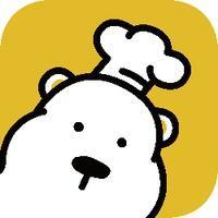吃蛋糕的熊