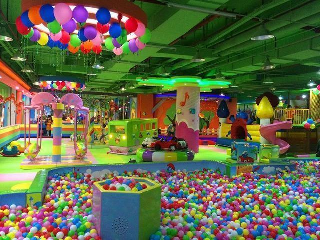 临汾儿童乐园的市场怎么样? 加盟资讯 游乐设备第3张