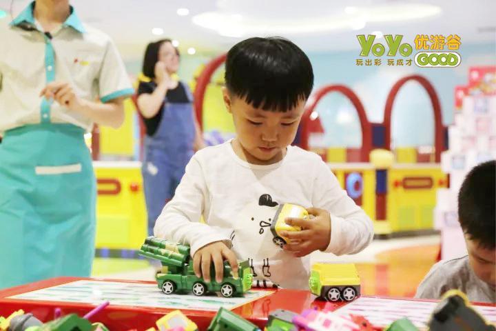 儿童乐园应该如何清洗消毒? 加盟资讯 游乐设备第2张