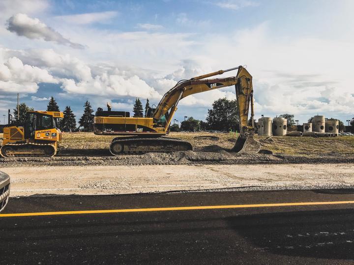 土方场地平整施工方案_土方开挖有哪些施工要点可以提高施工效率? - 知乎