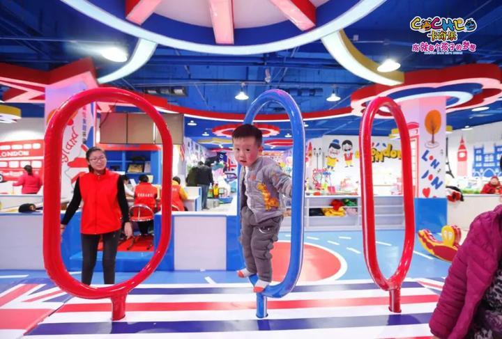临汾儿童乐园加盟前景 加盟资讯 游乐设备第3张
