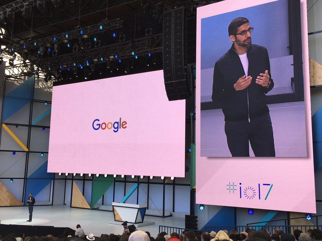 解读今年的 Google IO 2017