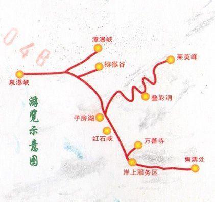 云台山有哪些推荐的游玩攻略和特色景观?