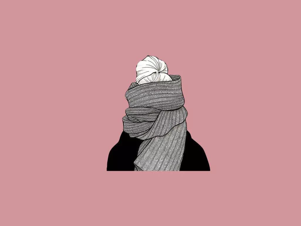 从材质到搭配,一篇终结围巾搭不好显脸大冒土气的所有问题   女神进化论