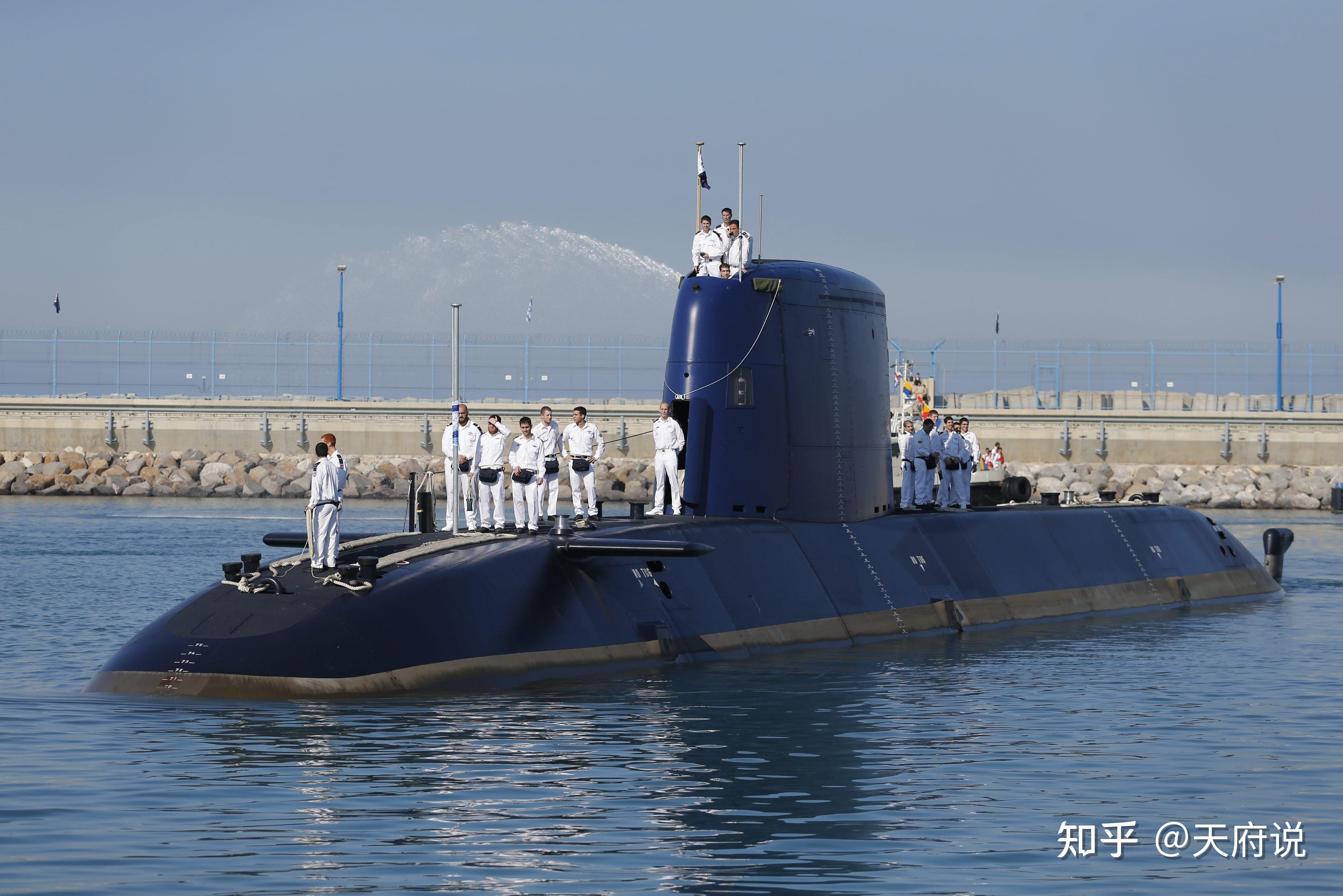 """以色列空军的主力第四代舰艇:""""海豚""""级航母有何来头?"""