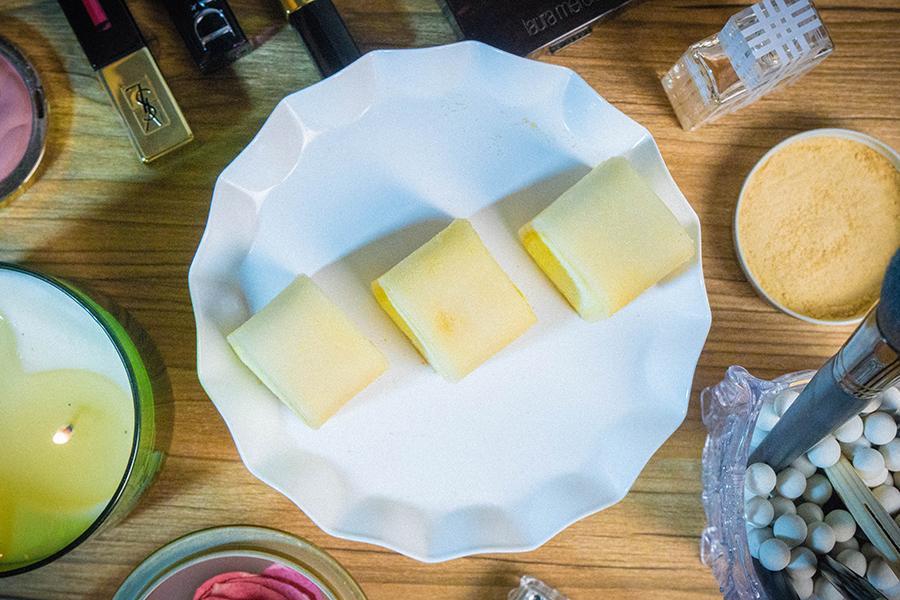 靠谱配方丨豆乳白玉卷