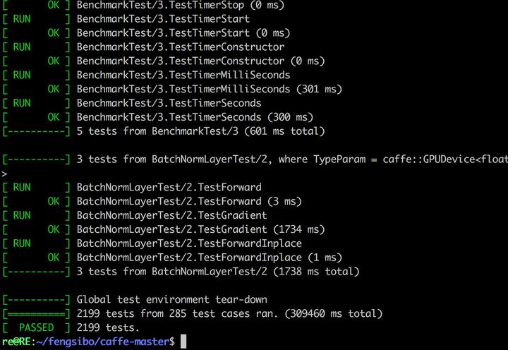 Ubuntu16 04 配置Caffe过程- 知乎