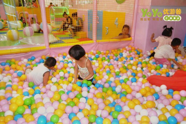 在三四线城市开儿童乐园的前景怎么样? 加盟资讯 游乐设备第4张
