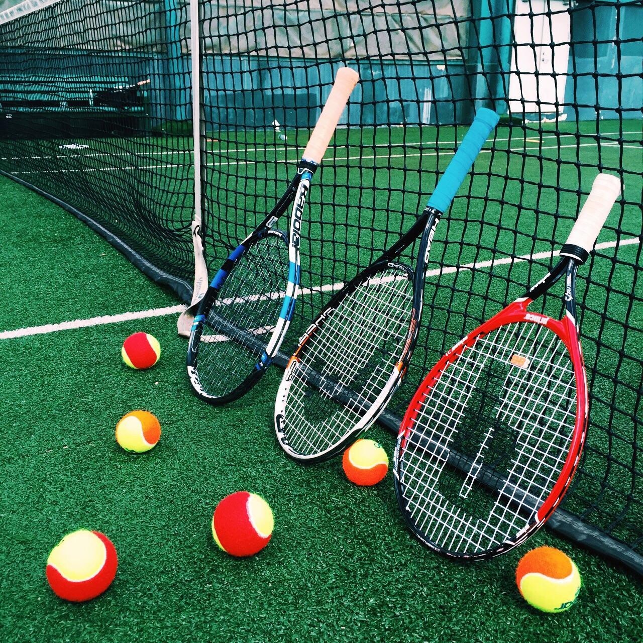 关于孩子学网球的几点建议