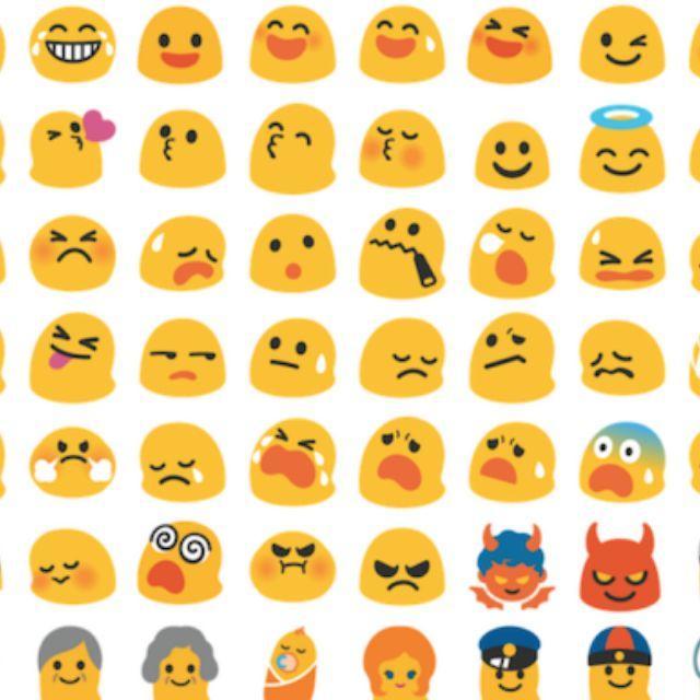 为什么说安卓手机上新版的 emoji 就是丑?