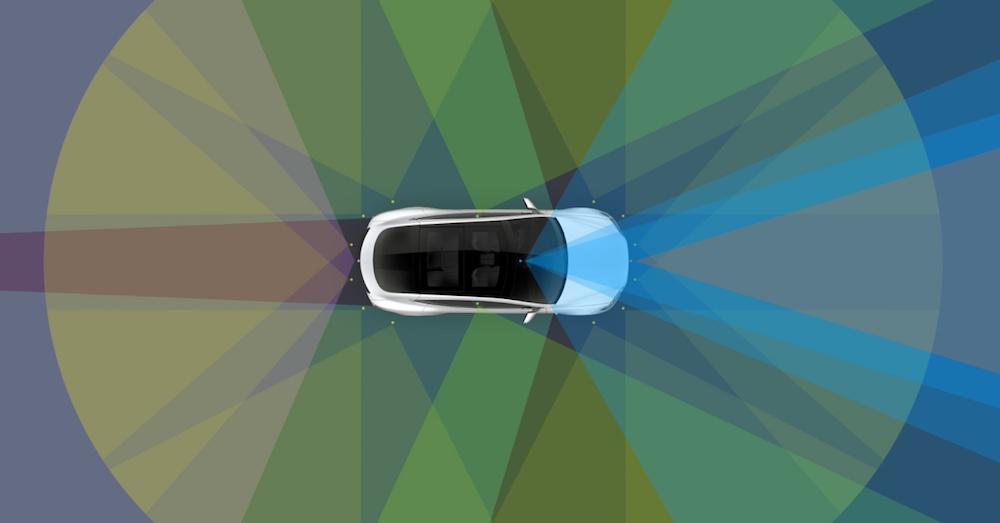自动驾驶汽车和隐私的终结