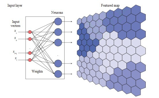 SOM(自组织映射神经网络)——理论篇