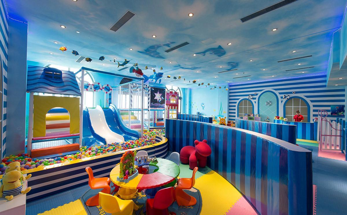 开一家儿童乐园前期准备工作有哪些? 开一家室内儿童乐园的注意事项? 加盟资讯 游乐设备第1张