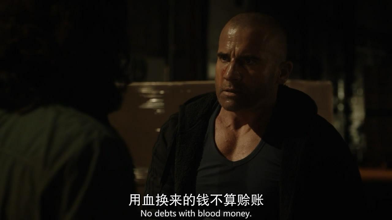越狱后的样子_如何评价越狱第五季第九集? - 知乎