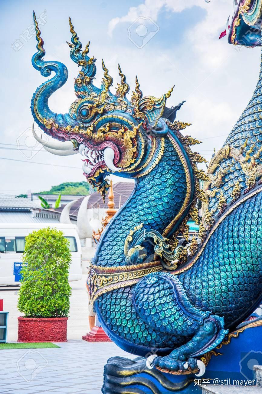 孔雀王_西方神话中的龙与中国龙造型差异很大,为什么也译作「龙」 ...