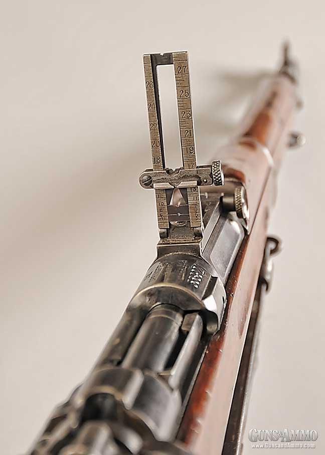 请问春田、莫辛纳甘、kar 98k、李恩菲尔德、三八式、九九式、中正式等各大老式著名栓动步枪的区别? - 知乎