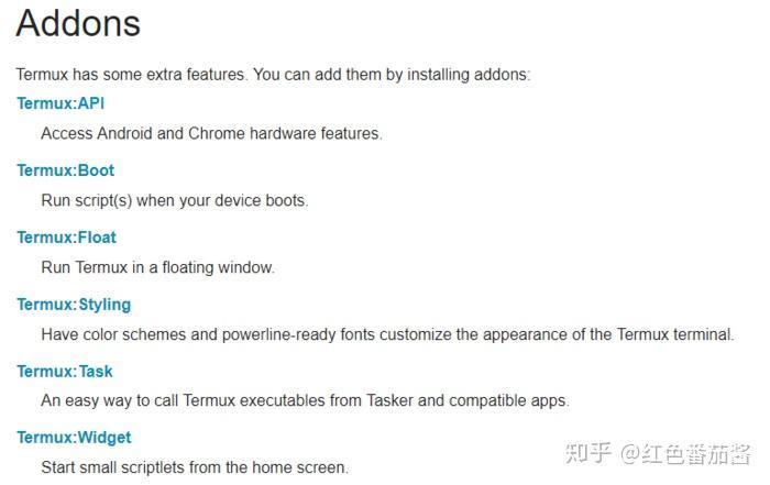 安卓termux折腾手记:安装Python库加tasker调用- 知乎