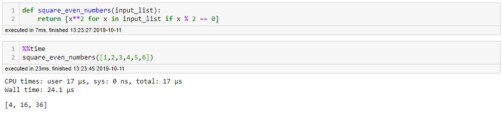 Python技巧总结(持续更新)