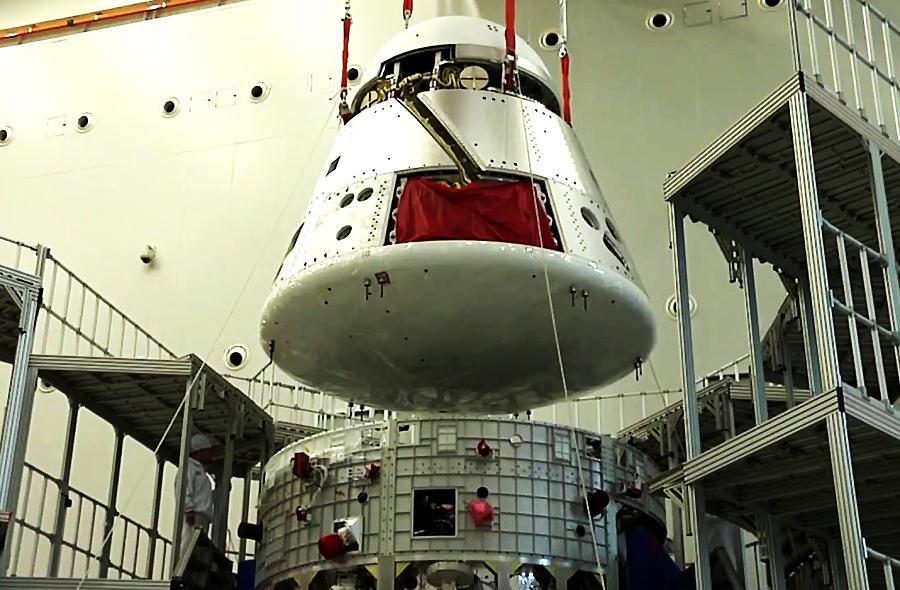 速度33马赫!国产载人登月飞船罕见亮相,放眼全球仅三国拥有