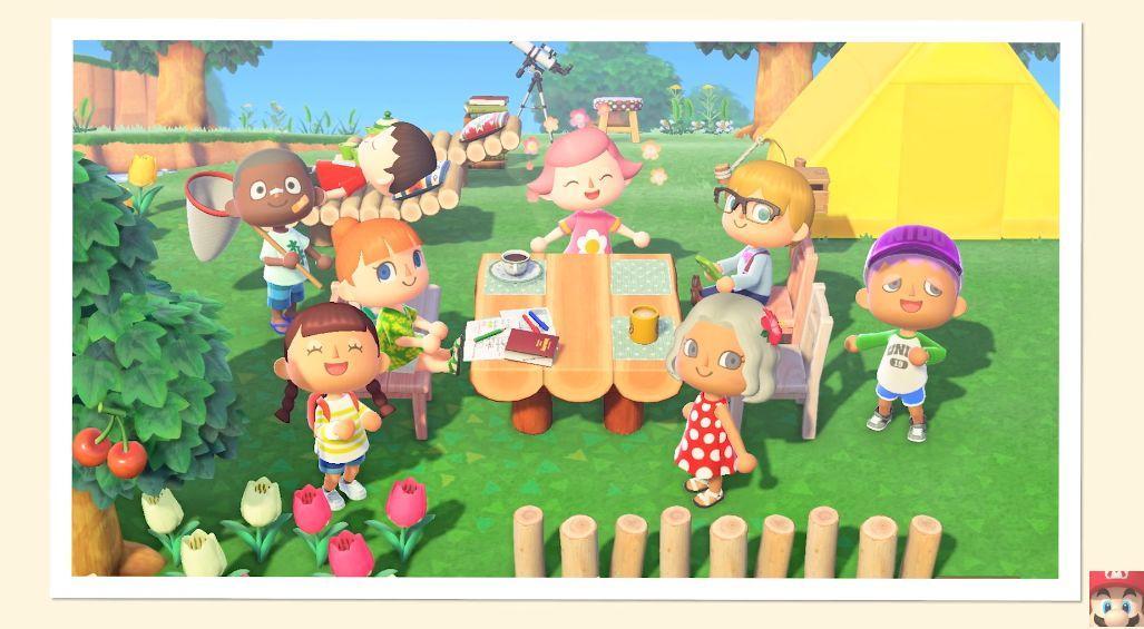 买爆!《集合啦!动物森友会》是一场真实而梦幻的童话!——动森直面会 ...
