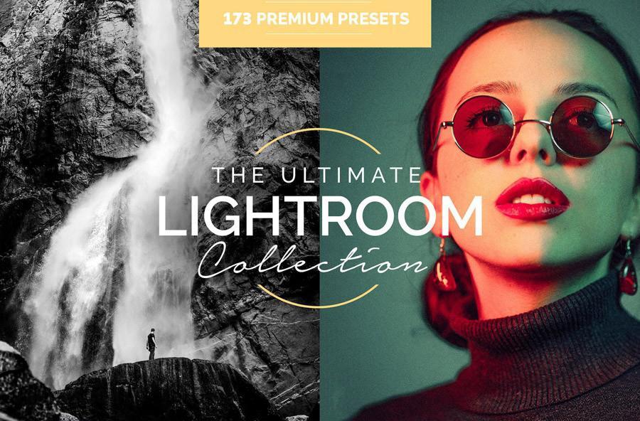 【S315】人像大师托马斯艾伦终极人像LR预设173款TomAnders Ultimate Lightroom