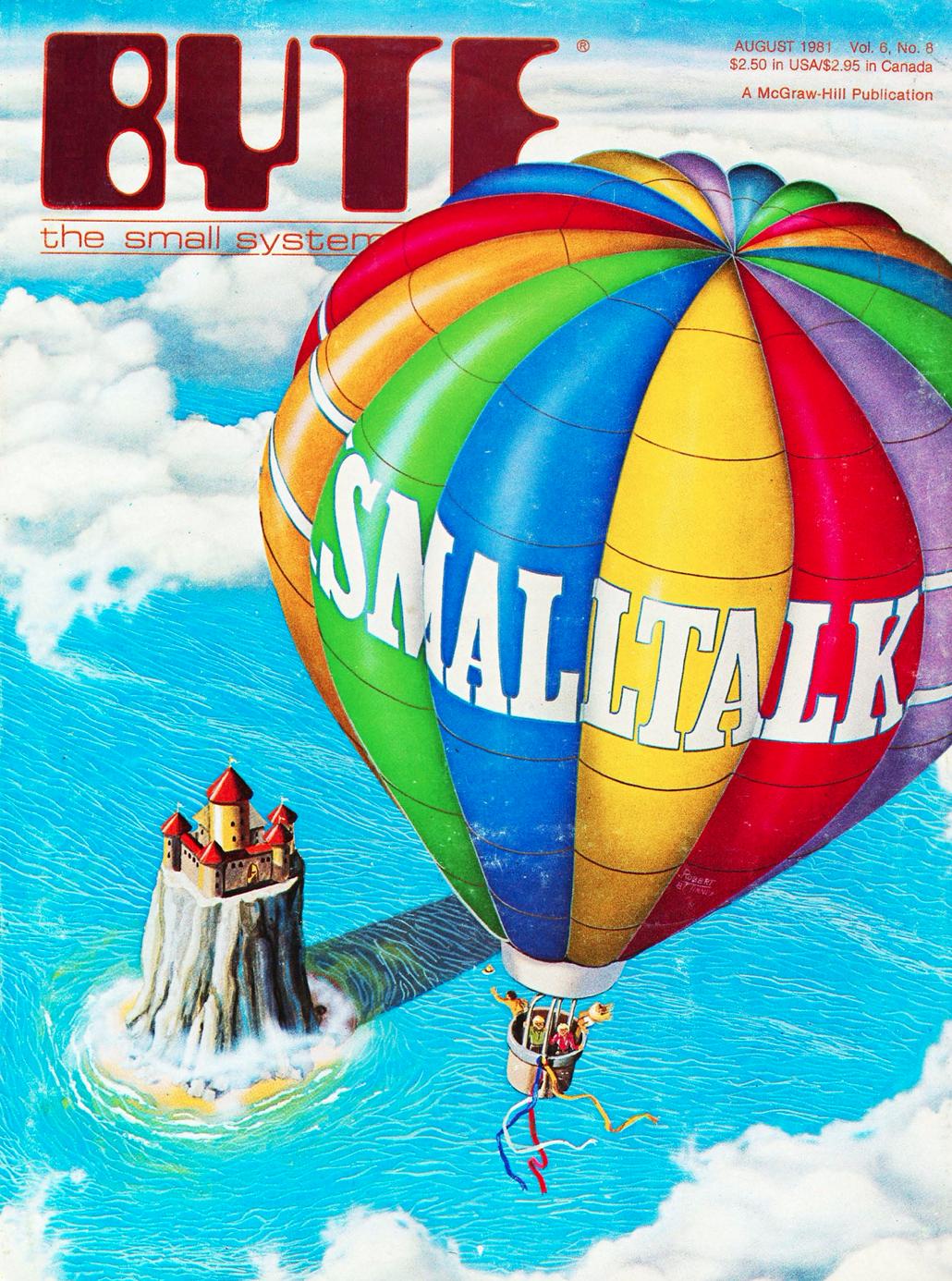 Smalltalk 与面向对象编程