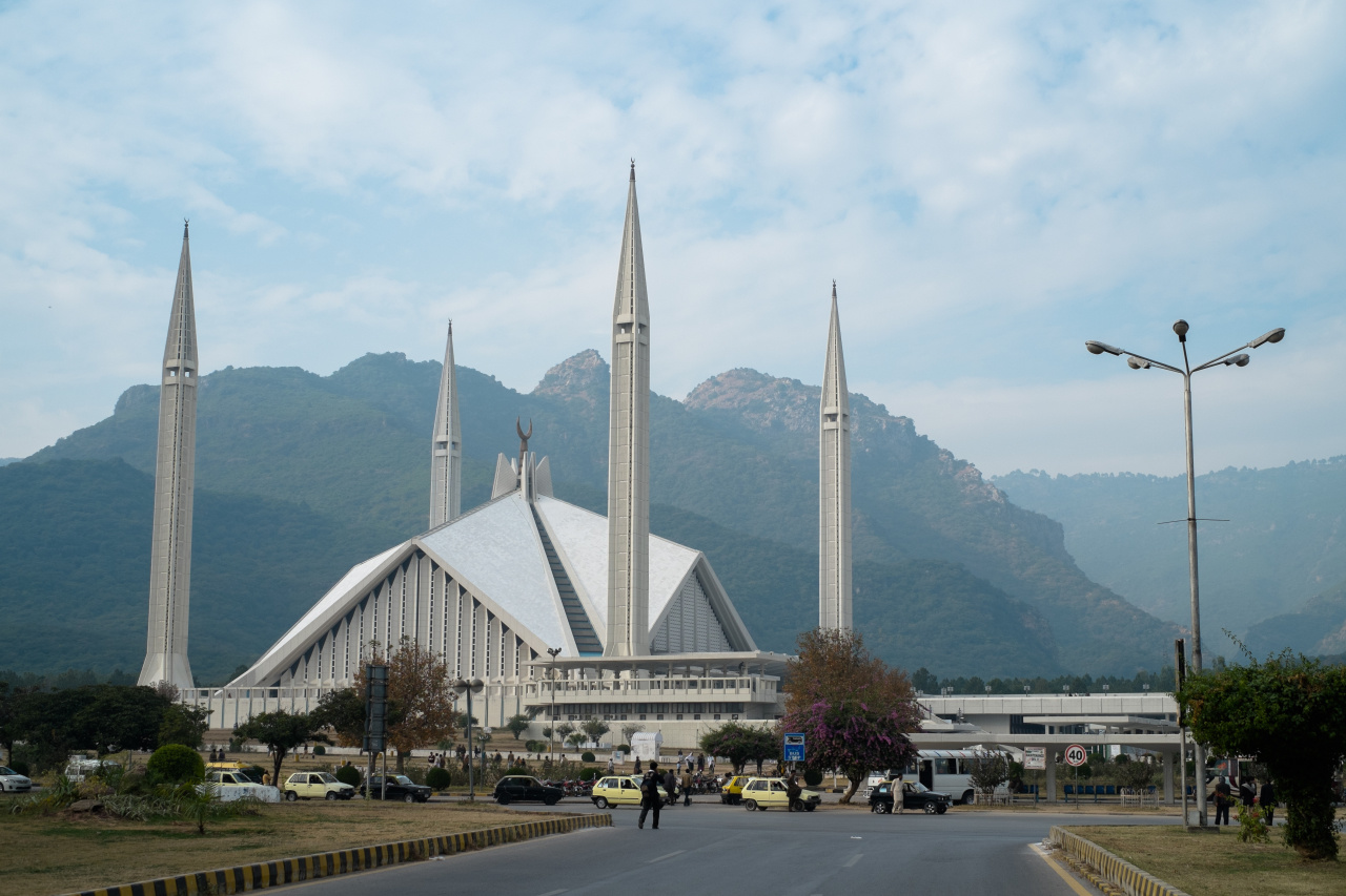 D14:Taxila塔克西拉(549m)——Islamabad伊斯兰堡(610m)【骑行40km】