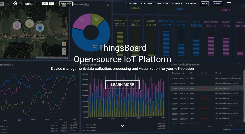 IoT开源平台Thingsboard浅尝辄止- 知乎
