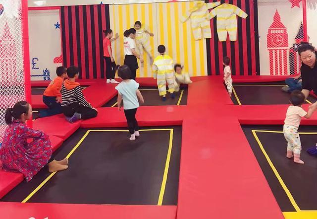 儿童乐园最吸引客户的营销推广方式有哪些? 加盟资讯 游乐设备第3张