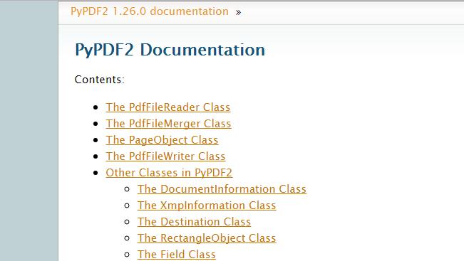 PyPDF2 用Python 操作PDF - 知乎