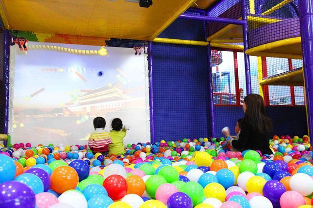甘肃儿童乐园加盟费 加盟资讯 游乐设备第3张